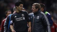 Dalglish brought Suarez to Anfield from Ajax in January 2011