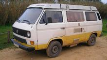 Vehicle: The VW camper