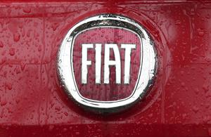 Shares in Fiat Chrysler leapt upon the news (AP)