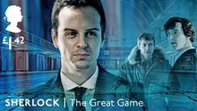 Elementary: The Royal Mail is issuing a new series of special stamps to honour Sir Arthur Conan Doyle's Sherlock Holmes