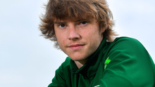 Luca Connell. Photo: Sportsfile