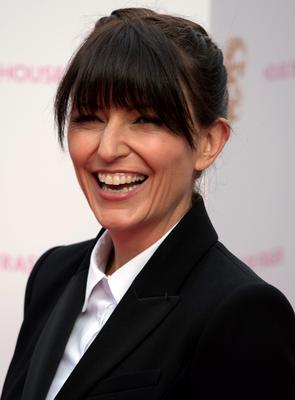 Davina McCall arrives for the House of Fraser British Academy of Television Awards at the Theatre Royal, Drury Lane in London. PRESS ASSOCIATION Photo. Picture date: Sunday May 10, 2015. See PA story SHOWBIZ Bafta. Photo credit should read: Hannah McKay/PA Wire