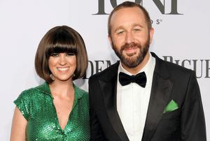 Dawn O'Porter and Chris O'Dowd.