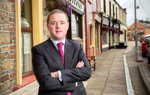 Against: Cllr John Paul Feeley. Picture: James Connolly