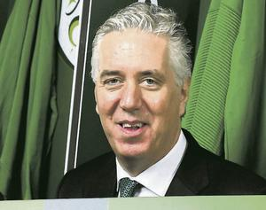 Former FAI Chief Executive John Delaney. Photo: Stephen McCarthy/Sportsfile