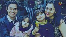 Sunit Somani and his wife Seema started a family after arriving in Ireland in 2012