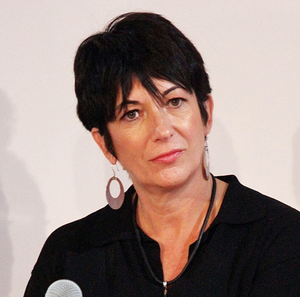 Ghislaine Maxwell. Photo: Getty
