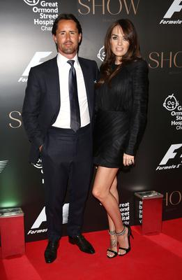 Jay Rutland and Tamara Ecclestone attend The F1 Party in aid of the Great Ormond Street Children's Hospital at Victoria and Albert Museum on July 2, 2014 in London, England.  (Photo by Tim P. Whitby/Getty Images)