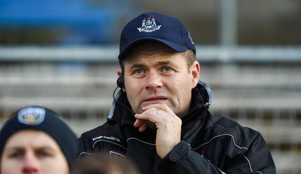 NEW CHIEF: Dessie Farrell has been appointed new Dublin manager. Photo: Daire Brennan/Sportsfile