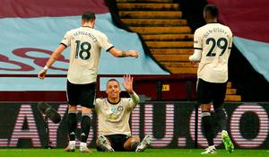 Bruno Fernandes and Mason Greenwood have transformed the mood at United. Photo: PA