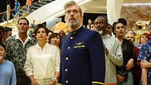 Hugh Laurie in Avenue 5, Sky 1/NOW TV tonight at 10pm