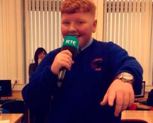 Sean Hughes idolised hip-hop stars and was a renowed local rapper