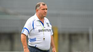 Séamus McEnaney has returned to the Monaghan sideline for a second spell as manager. Photo by Piaras Ó Mídheach/Sportsfile