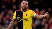 Watford's Troy Deeney. Photo: Mike Egerton/PA Wire