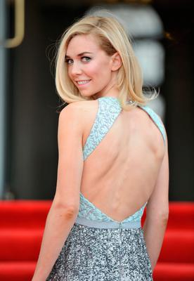 "Vanessa Kirby attends the ""About Time"" world premiere at Somerset House on August 8, 2013 in London, England.  (Photo by Gareth Cattermole/Getty Images for Universal Pictures)"