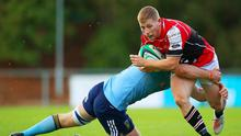 UCC's John Poland is one of 11 Munster men in the extended Irish club squad