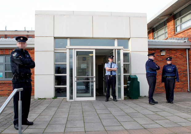 Tallaght District Court (stock photo)