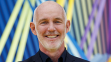 Returning to his roots: Ray D'Arcy's Saturday chat show has done little to showcase his talents, but he has a long history of excelling in the host role. Photo: Andres Poveda