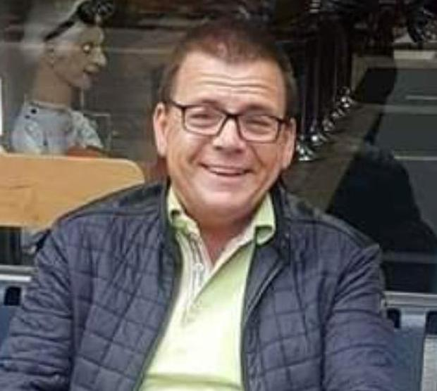 Street trader Clive Staunton was gunned down outside his home in Leixlip