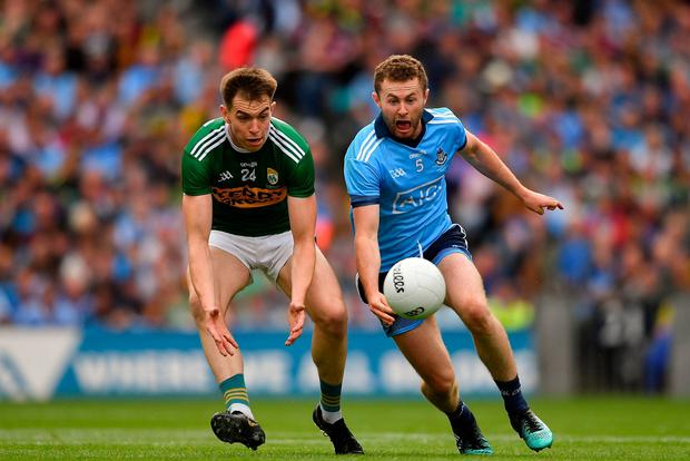 Can Kerry take the fight to Dublin once again in 2020? Photo: Seb Daly/Sportsfile