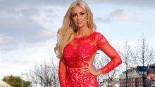 Rosanna Davison pictured at the VIP Style Awards at the Marker Hotel in Dublin