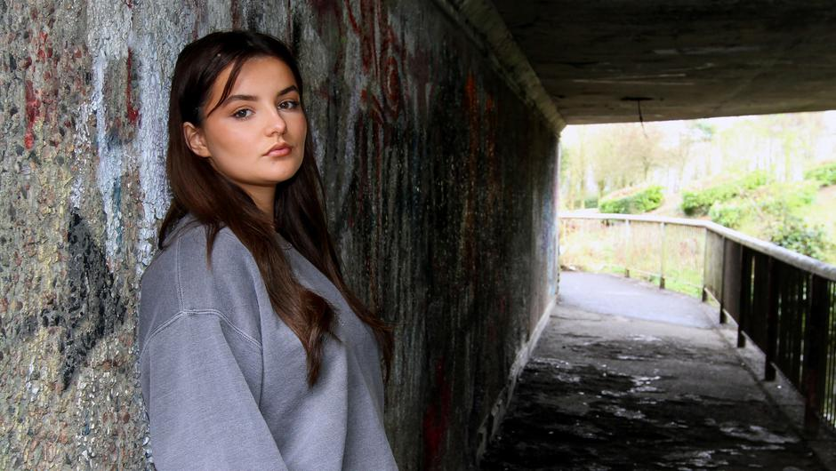 Tegan Nesbitt, whose upskirting assault in a Derry bar has led to a campaign to have the law changed