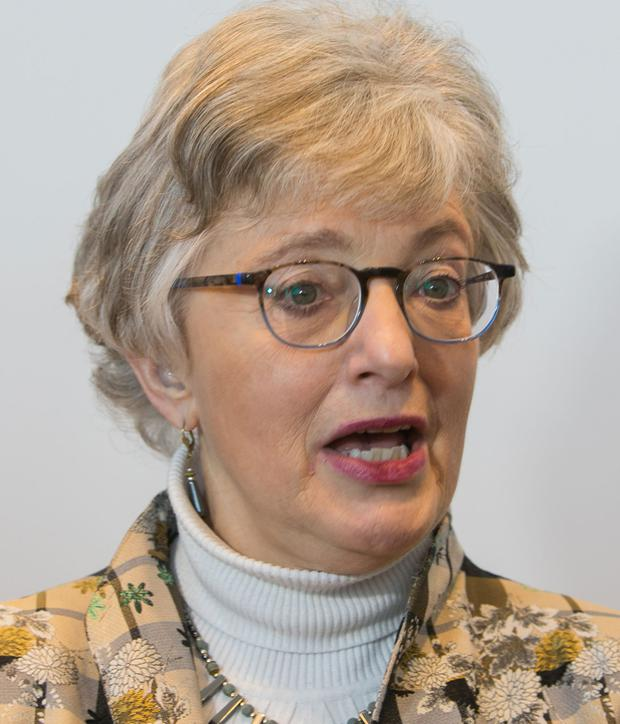 Katherine Zappone. Photo: Gareth Chaney/Collins