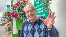 Lockdown: Fr Donal Cotter, of Watergrasshill in Cork, said the pandemic had taken its toll on village social life. Photo: Michael Mac Sweeney/ Provision