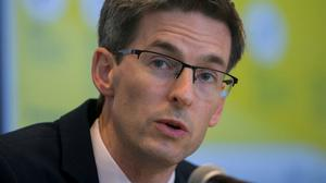 'Acting chief medical officer Ronan Glynn said the situation is of significant concern'