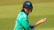Ireland's Curtis Campher. Photo: PA