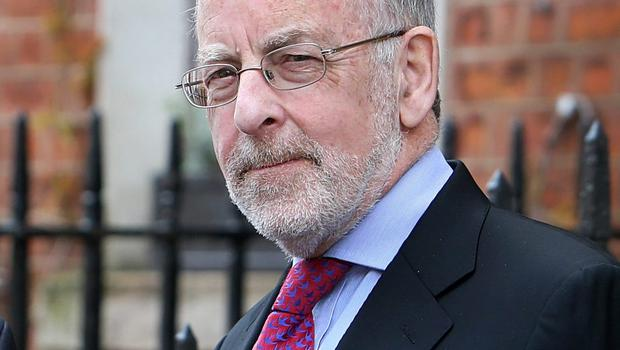 Central Bank Governor Patrick Honohan argues with Department of Finance official over payouts of €270m