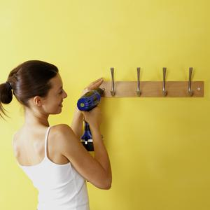 A visit to a DIY store by a woman can can cause a gender collision. Photo: Getty Images.