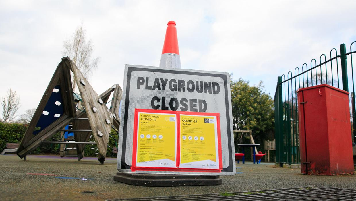 Dublin city playgrounds to stay closed despite Taoiseach's phase two announcement