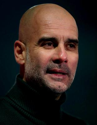 Pep Guardiola: 'It's an incredible weapon. It is more dangerous than a corner... avoiding throw-ins is impossible.' Photo: PA