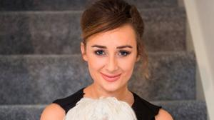 Brave: Laura Brennan, who restored public confidence in the HPV vaccine, died age 26. Photo: Liam Burke