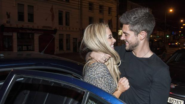 Nicola Hughes and Alex Mytton