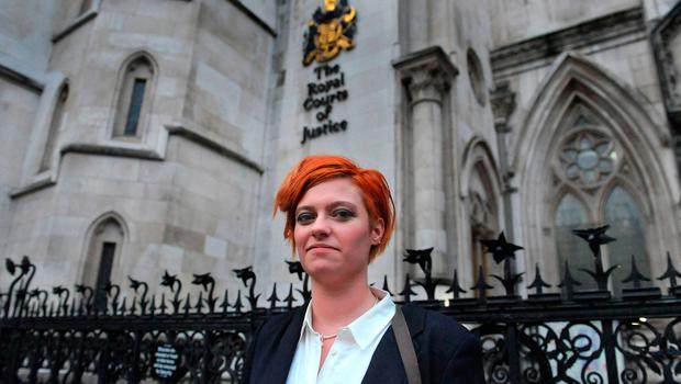 Jack Monroe. Photo: Nick Ansell/PA Wire