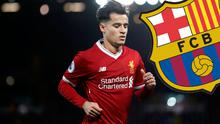 Barcelona prepare €160million package to capture Philippe Coutinho from Liverpool - but will it be enough?