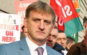 Siptu's Greg Ennis said there is a need for Covid compliance inspectors.. Photo: Colin O'Riordan