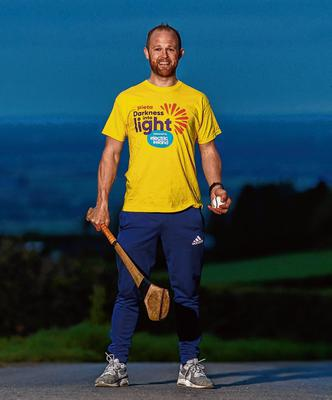 Different path: Electric Ireland Darkness Into Light ambassador Tommy Walsh harbours no management ambitions. Photo: James Crombie/INPHO