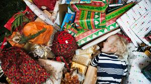 Christmas is indeed a wonderful time of year, but it can also be a stressful and confusing time for children.