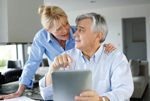 Women have 33pc less saved for retirement than men. Photo: Getty Images.