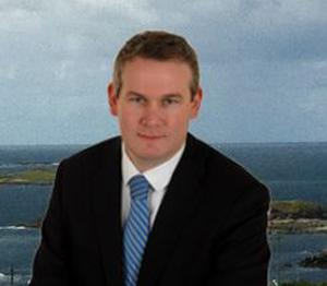 Minister of State for Community Development, Natural Resources and Digital Development Seán Kyne T.D