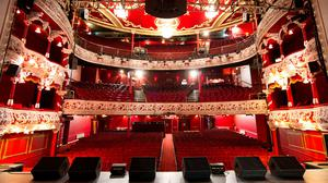 The Olympia Theatre, photographed by Aaron Corr (https://www.facebook.com/AaronCorrPhotography) for GoldenPlec