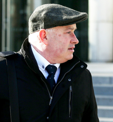 Patrick Quirke denies the murder of Bobby Ryan, a part-time DJ who was known as 'Mr Moonlight'