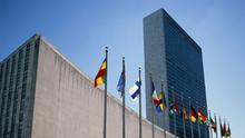 United Nations Building in New York. Picture: Doug Armand