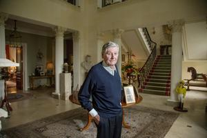 EVERYTHING MUST GO: A reported condition of sale was that Smurfit (pictured in his K Club home) would leave no trace behind. Photo: Mark Condren