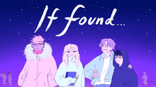 If Found... features a cast of young Irish characters