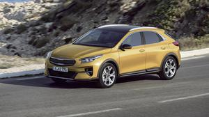 Attractive proposition: The Kia XCeed is aiming for more than 1,000 sales