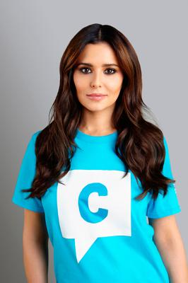 Cheryl  has been announced as the new face of Childline as the charity celebrates its 30th anniversary. Picture: NSPPC/PA Wire